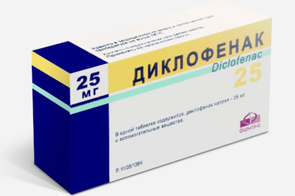 Medicamente pentru comprimate de osteochondroză, Compoziție și forme de eliberare